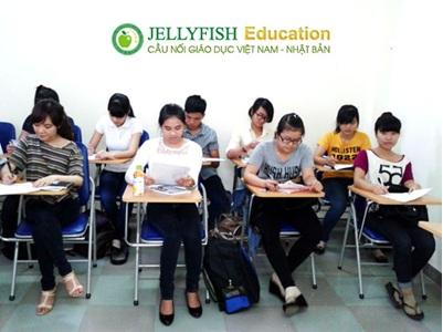 trung tâm tiếng nhật jellyifish education có gì đặc biệt