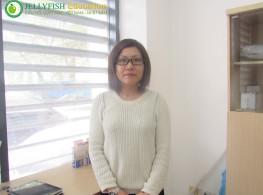 Chào đón cô Mariko Sato