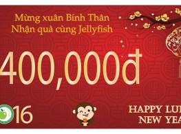 [HCM]-Jellyfish Hồ Chí Minh tri ân khách hàng