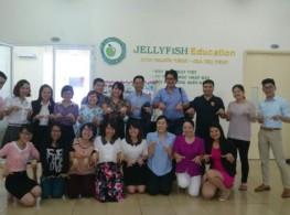 Jellyfish Education Hải Phòng- Trung tâm tiếng Nhật tốt nhất.