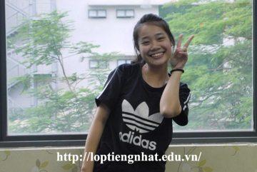 Cảm nhận của học viên Nguyễn Thị Thúy Hạnh-Lớp 10E