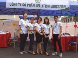 Jellyfish Hải Phòng  & Hội chợ việc làm các doanh nghiệp Nhật Bản