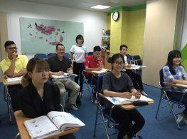 Lớp học phụ đạo riêng cho học viên tại Jellyfish