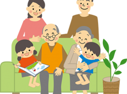Học tiếng Nhật qua video chủ đề gia đình