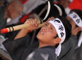 lễ hội hounensai ở đảo Ishigaki