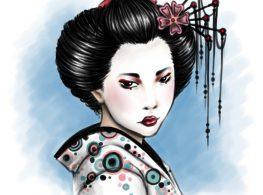 Phân biệt đúng về Geisha và maiko truyền thống Nhật