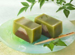 Các loại bánh ngọt wagashi điển hình
