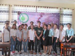 [HUẾ]-Trao học bổng khuyến học cho Học sinh Sinh viên xã Quảng Ngạn, huyện Quảng Điền, tỉnh TT – Huế