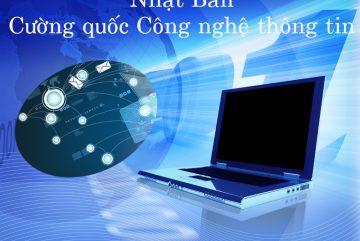 Nhật bản – cường quốc công nghệ thông tin