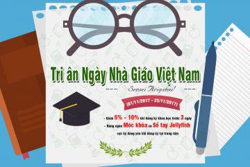 Tri ân ngày nhà giáo Việt Nam – 20/11