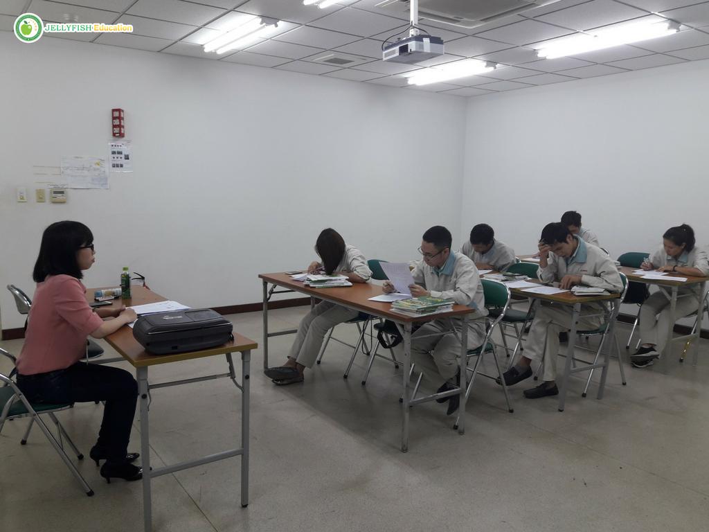 Đào tạo Nhật - Lớp DN Canon