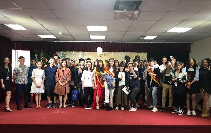 Cuộc thi Beauty Contest 2018 được tổ chức bởi Jellyfish Education - trung tâm tiếng Nhật tại Hà Nội uy tín