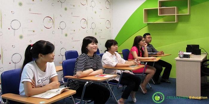 Học tiếng Nhật cùng Jellyfish Education