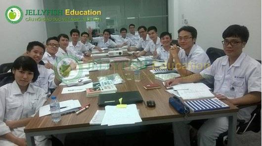 đào tạo tiếng Nhật trong doanh nghiệp