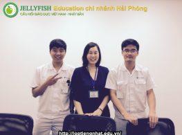 Hợp tác đào tào tiếng Nhật cho Y-tec Việt Nam tại Hải Phòng