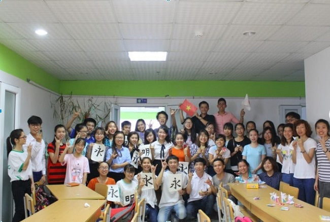 Học tiếng Nhật cùng Jellyfish Education Huế