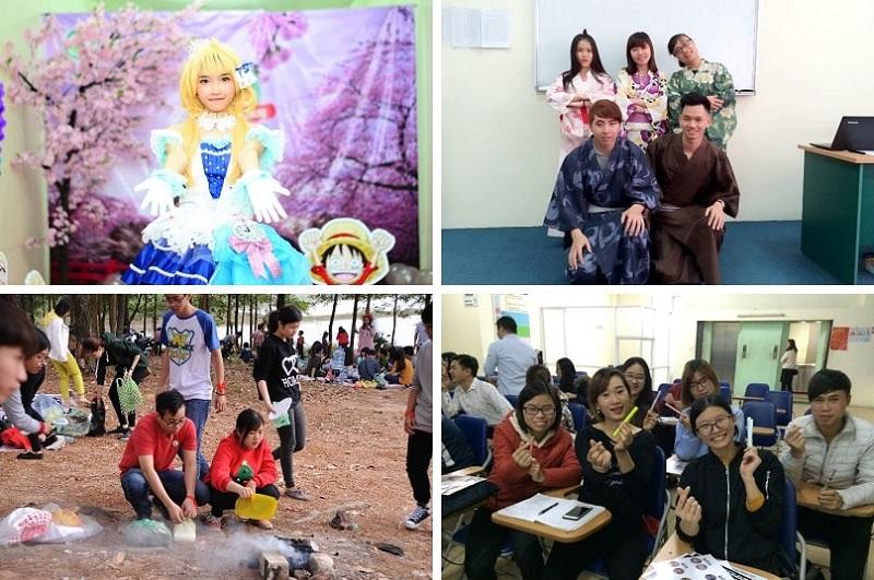 Hằng năm, Jellyfish Education chi nhánh Hải Phòng tổ chức rất nhiều hoạt động ý nghĩa cho học viên