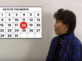 Học tiếng Nhật chủ đề ngày tháng