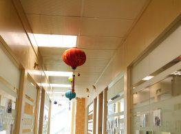 Cơ sở vật chất trung tâm tiếng Nhật Jellyfish Education