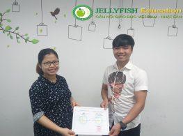 Học Viên Tiêu Biểu Tại Jellyfish Đà Nẵng