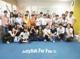 Trung Tâm Tiếng Nhật uy tín – Jellyfish Education