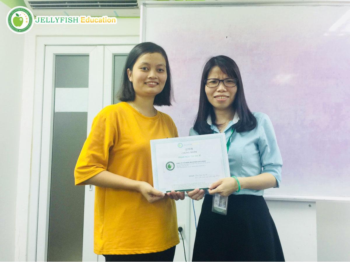 Bạn Phan Ngô Thị Hà - Lớp: N4B1 3M – CN Huế