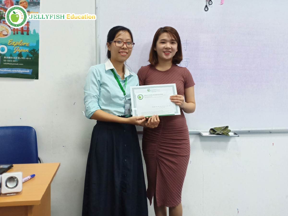 Bạn Lê Thị Hậu - Lớp N5 96A - CN Đà Nẵng