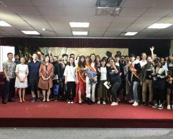 Cuộc thi kết thúc trong sự hân hoan của tất cả các thí sinh, các khán giả và ban tổ chức