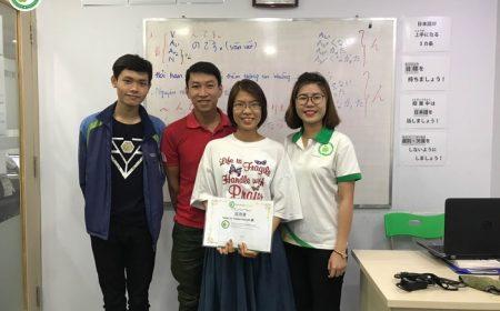 Bạn Trịnh Thị Thanh Phương – Lớp N51A – CN Hồ Chí Minh