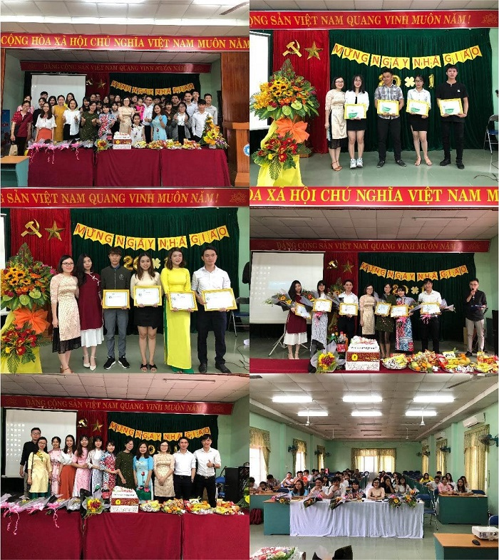 Hoạt động chào mừng ngày Nhà giáo Việt Nam tại Đà Nẵng