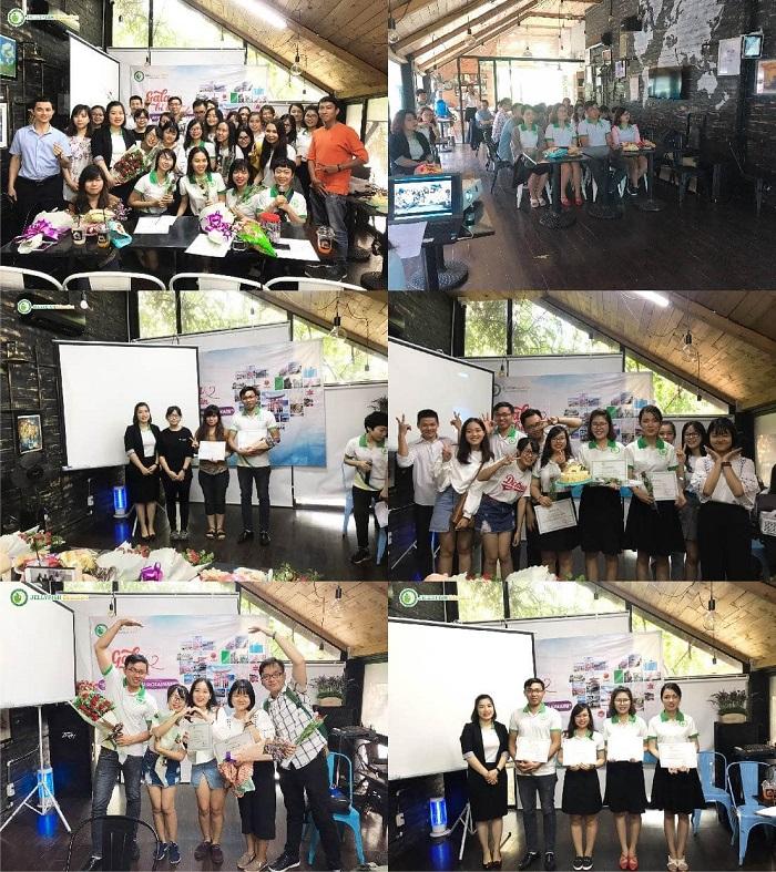 Hoạt động chào mừng ngày Nhà giáo Việt Nam tại Hồ Chí Minh