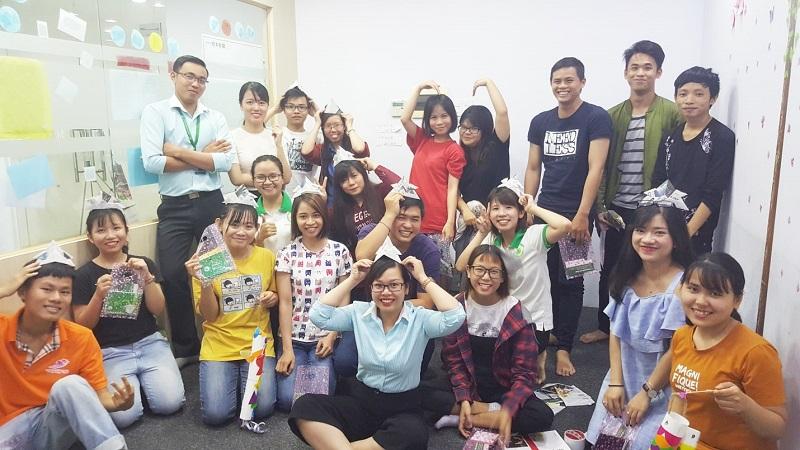 Trung tâm tiếng nhật TpHCM Jellyfish Education