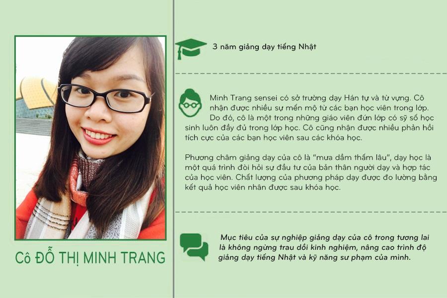 Đỗ Thị Minh Trang