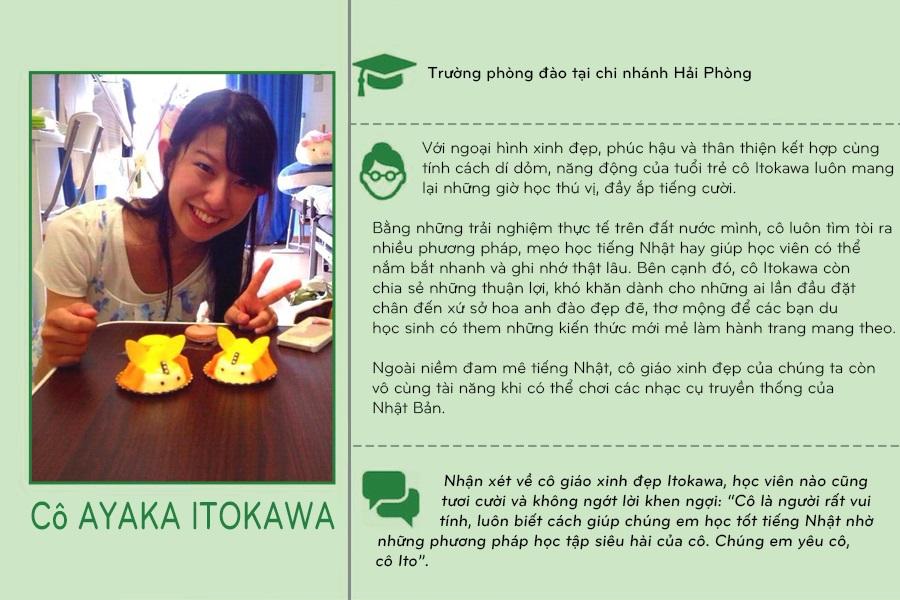 Ayaka Itokawa