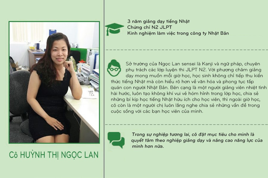 Huỳnh Thị Ngọc Lan
