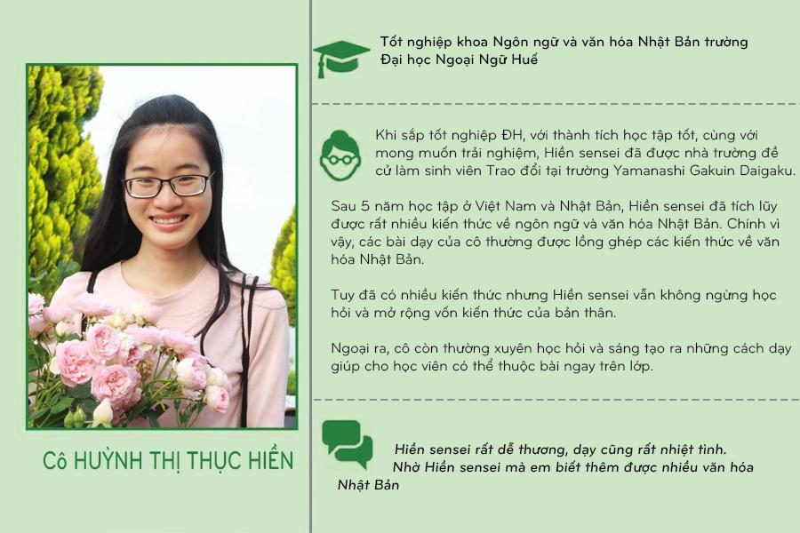Huỳnh Thị Thục Hiền