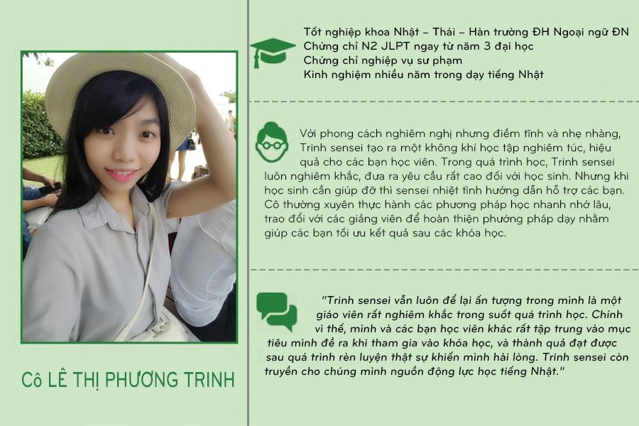 Lê Thị Phương Trinh