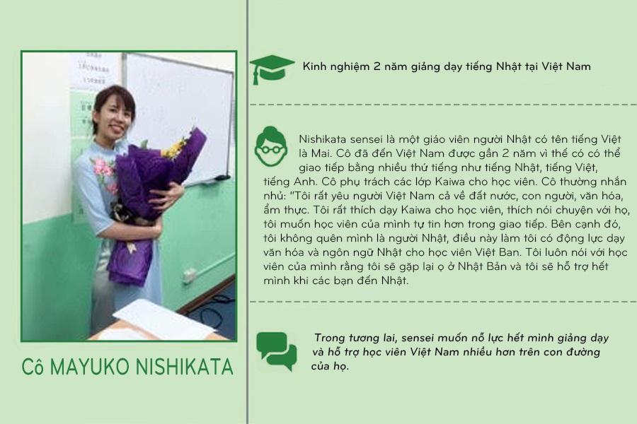 Mayuko Nishikata