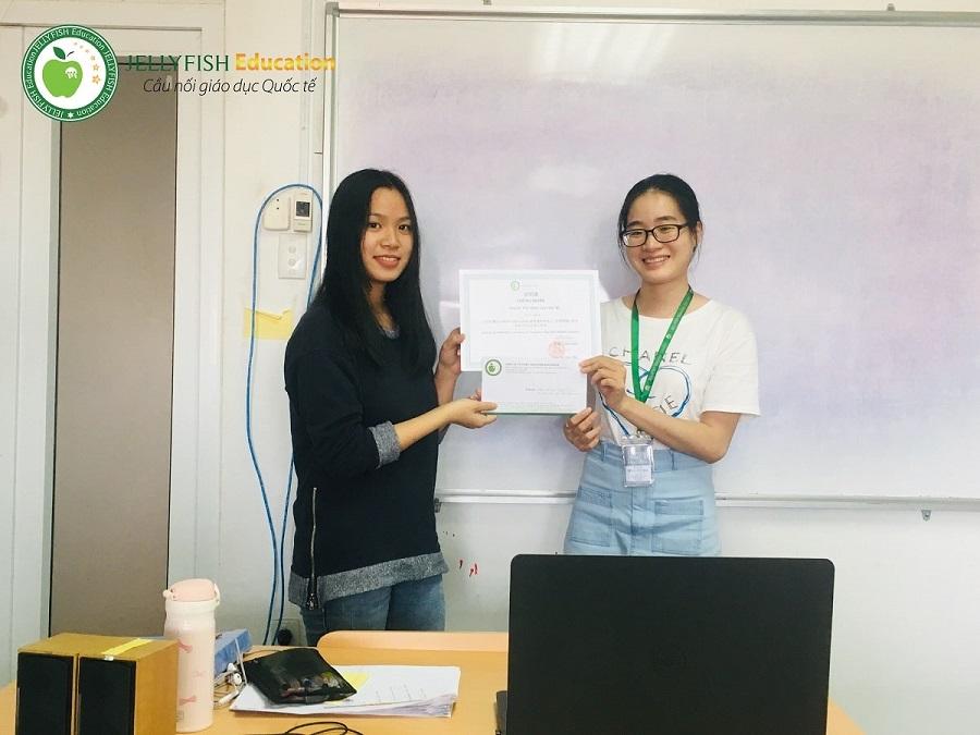 Bạn Phạm Thị Như Quỳnh –Lớp N4CT – CN Huế