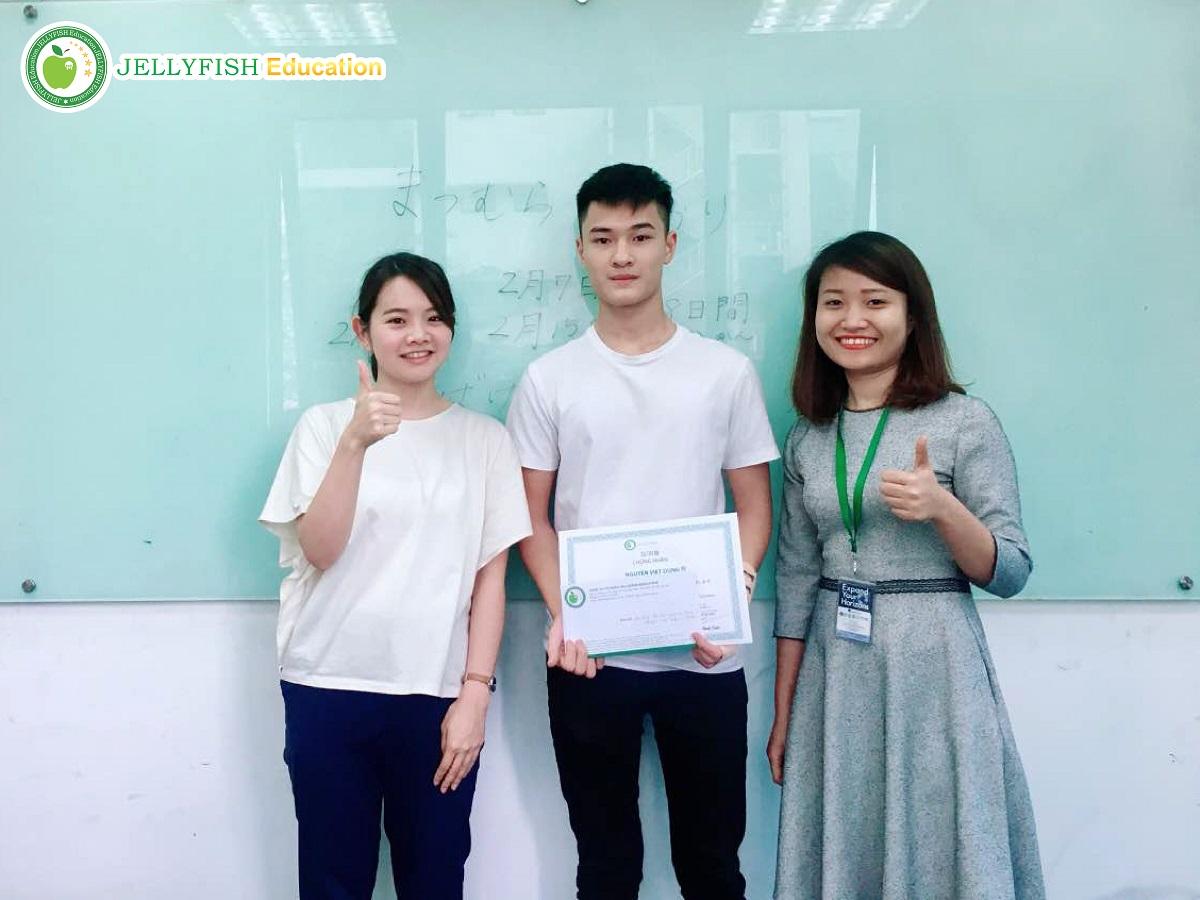 Bạn Nguyễn Viết Dũng - Lớp 1R N4 – CN Hà Nội