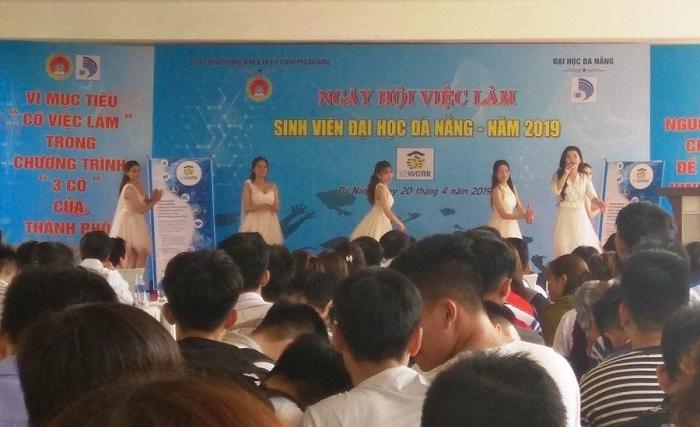Ngày hội việc làm tại Đà Nẵng