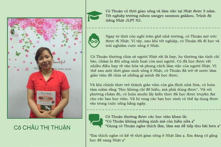 Châu Thị Thuận