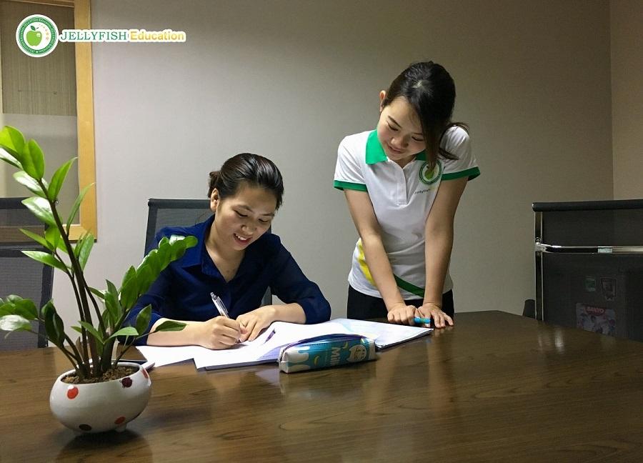 Học Tiếng Nhật cho người đi làm tại Hà Nội