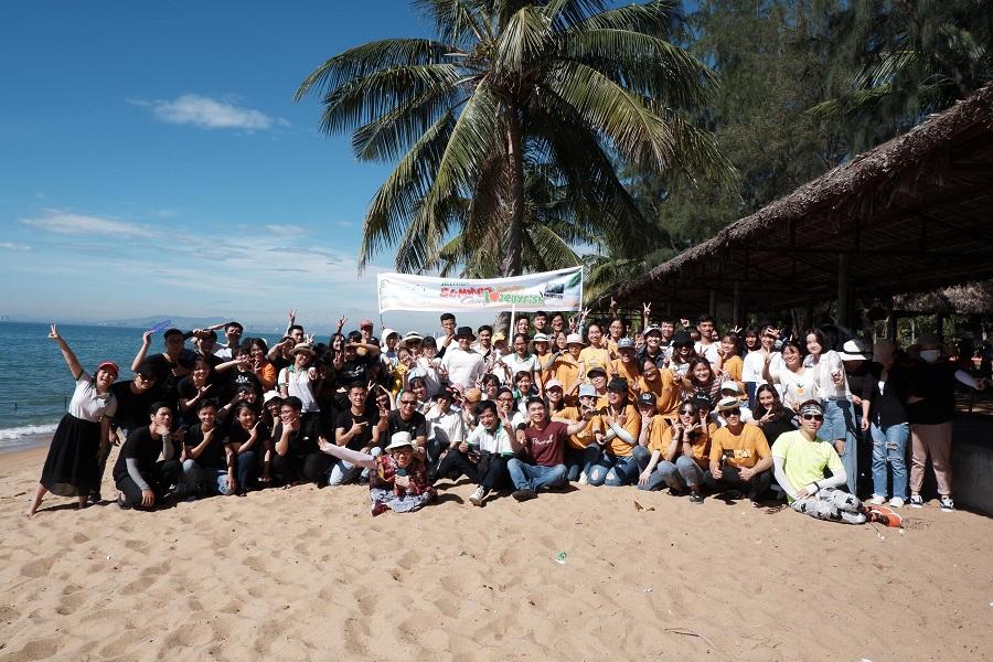 Dã ngoại mùa hè là hoạt động thường niên của Jellyfish Education