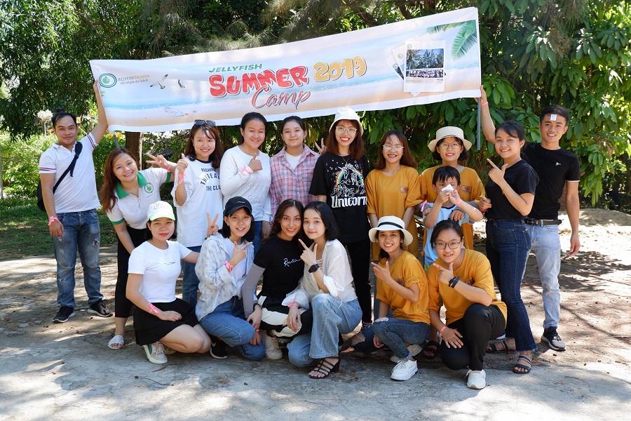 [Đà Nẵng] Jellyfish Education Summer Camp 2019 - Ảnh 3