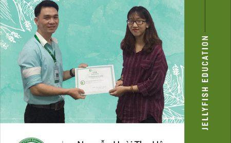 Bạn Nguyễn Hoài Thy Hân - Cn Đà Nẵng Lớp: CT N4 - 131B