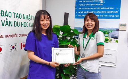 Bạn Phạm Thị Bích Thảo - Lớp N5 - CN HCM