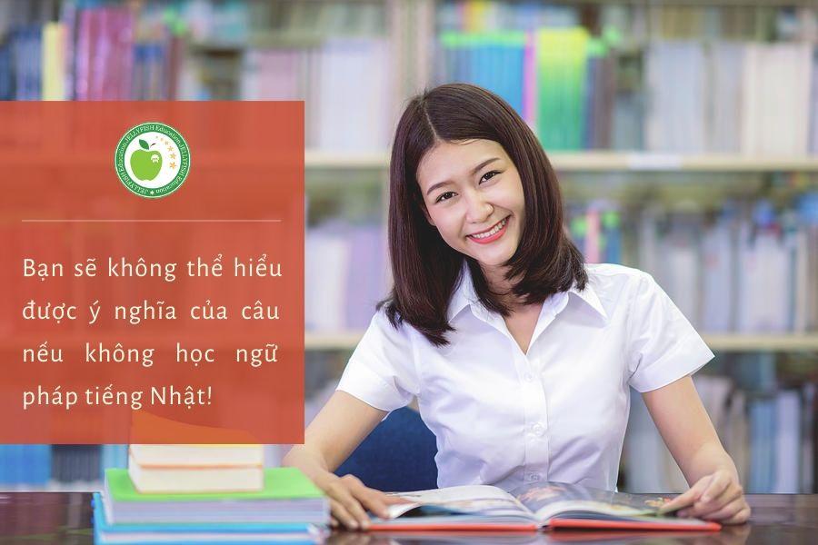 Tầm quan trọng của việc học ngữ pháp tiếng Nhật
