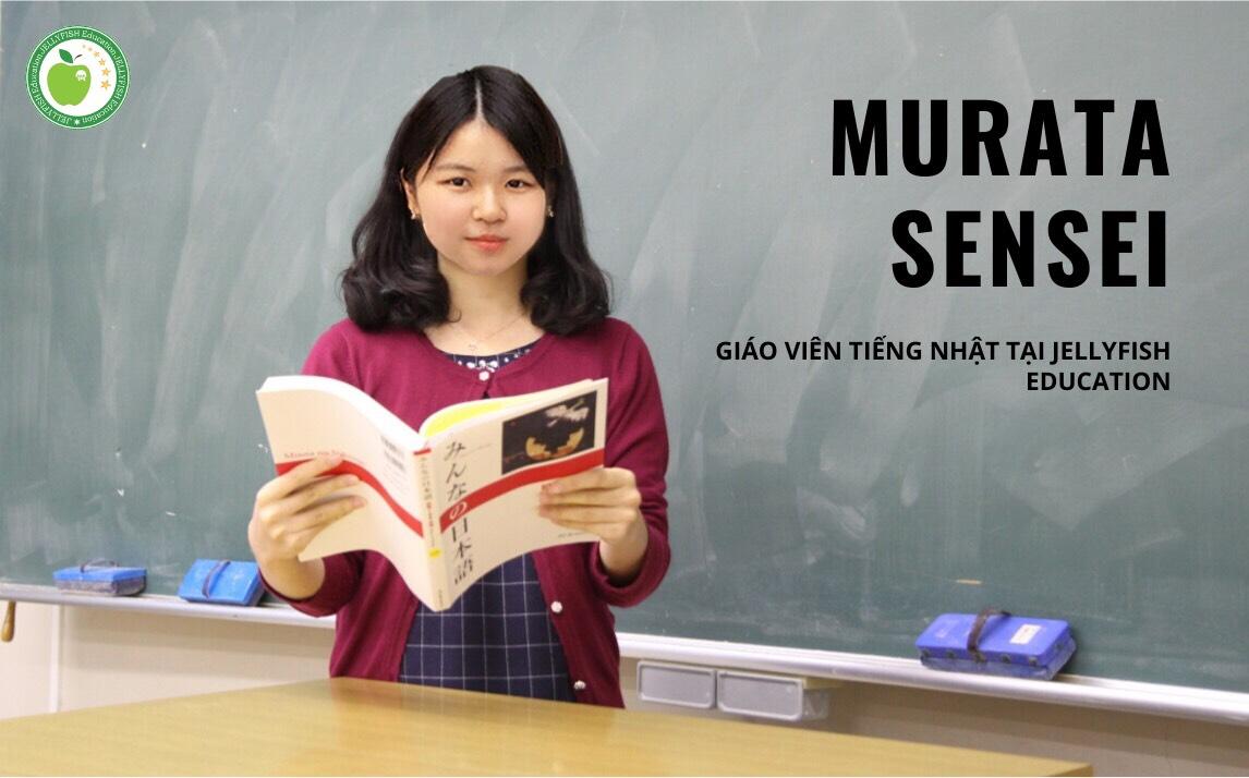 Murata Sensei
