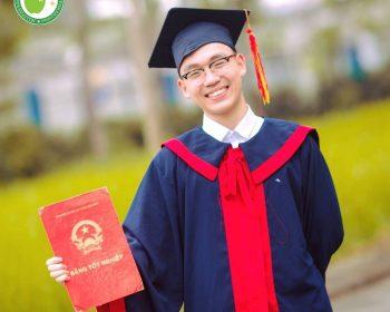 Đỗ Lê Duy - Học sinh Việt Nam đầu tiên giành được học bổng toàn phần Kyoto iUp